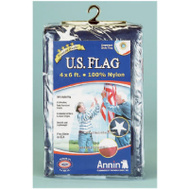 Annin Flagmakers 002215R 4 By 6 Foot Nylon Replacement Flag