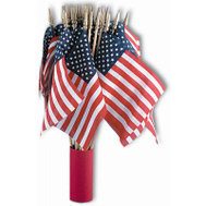 Annin Flagmakers 41192 4 By 6 Inch Usa Hand Flag Display