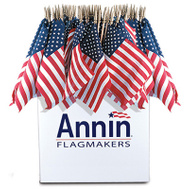 Annin Flagmakers 41294 8X12 US Hand Flag