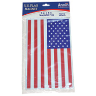 Annin Flagmakers 177624 5X8 US Flag Magnet