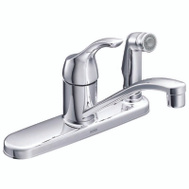 Moen CA87554C Adler Kitchen Faucet Single Handle Chrome