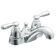 Moen WS84912 Banbury Faucet Bath 2Hndl Chrm Low Arc