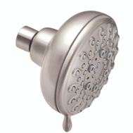 Moen 23045SRN Banbury Showerhead 5Spray Fixed Nickel