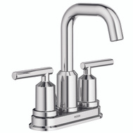 Moen WS84228 Faucet 2 Handle Chrome Gibson