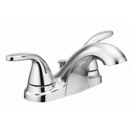 Moen 84603/WS84403 Faucet 2Handle Low Arc Chrome