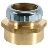 Brass Craft 193B Plumb Shop Waste And Trap Connector 1 1/4 By 1 1/2 Inch