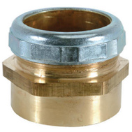 Brass Craft 197B Plumb Shop Waste And Trap Connector 1 1/2 By 1 1/2 Inch