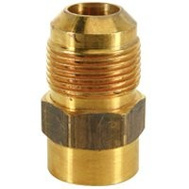 Brass Craft MAU1-10-12 Plumb Shop 5/8 Inch Od Floor By 3/4 Inch Female Iron Pipe Mau1h6