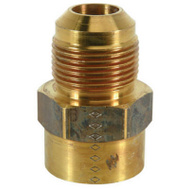 Brass Craft MAU1-10-12 K5 Plumb Shop 3/4 Inch Female Iron Pipe Brass Fitting