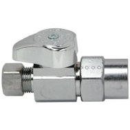 Brass Craft G2PR14X CD 1/2X3/8 Str CPVC Valve