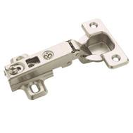 Amerock BP4611A14 Frameless Concealed Full Overlay Mortise Hinge Nickel