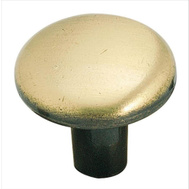 Amerock BP3467AE Allison Value Hardware Country Manor Styled 1-1/16 Inch Zinc Cabinet Knob Antique English