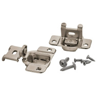 Amerock BP2811J2314 Self Closing Fully Concealed Hinge In Nickel