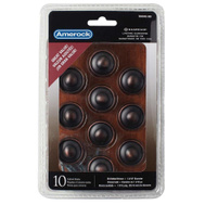 Amerock TEN53002ORB Allison Value Hardware Cabinet Knob 1-3/16 Inch Oil Rubbed Bronze Pack Of 10