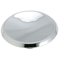 Amerock 1875357 Allison Value Hardware Cabinet Knob 1-1/2 Inch Polished Chrome Pack Of 10