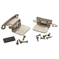 Amerock BPR342926 Variable Overlay Cabinet Hinge In Polished Chrome