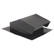 Broan Nutone 636 Steel Black Roof Cap