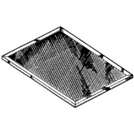 Broan Nutone BP56 Duct Free Range Hood Filter 8 By 9 1/2 Inch