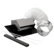 Broan Nutone RVK1A Flexible Roof Ducting Kit