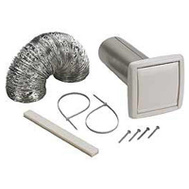 Broan Nutone WVK2A Wall Vent Kit