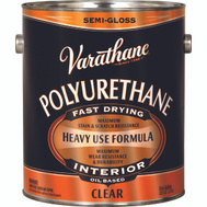 Varathane 6031 Clear Semi Gloss Premium Polyurethane Gallon Oil Based