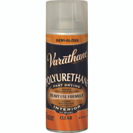 Varathane 6081H Clear Semi Gloss Premium Polyurethane Oil-Based Spray