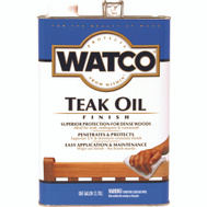 Watco 67131 Teak Oil Finish Gallon