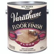 Varathane 130031 Clear Gloss Premium Floor Finish Gallon Oil Based