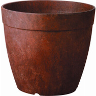 Novelty 03062 6 Inch Rust Dolce Planter