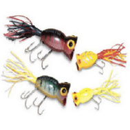 Big Rock Sports 0141-2701 3/16 Ounce Frog Top Lure