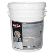 Gardner Gibson 5576-1-30 Coating Roof Silicone Wht 5Gal