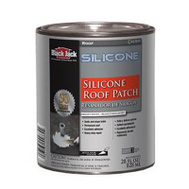 Gardner Gibson 5586-1-02 Patch Roof Silicone White 1 Qt