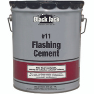 Gardner Gibson 6235-9-34 Black Jack Black Jack Flashing Cement 1 Gallon Black