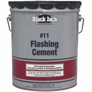 Gardner Gibson 6237-9-30 Black Jack Black Jack Flashing Cement 5 Gallon Black