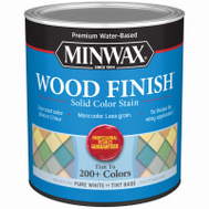 Minwax 108110000 Stain Wood Solid Pure White