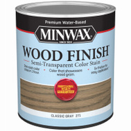 Minwax 108200000 Stain Wood S/T Classic Gray