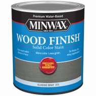 Minwax 108210000 Stain Wood Solid Clsc Gray