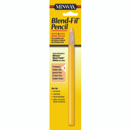 Minwax 11003 Wood Repair Pencil #3 Fruitwood & Golden