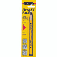 Minwax 11007 Wood Repair Pencil #7 Red Mahogany