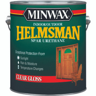 Minwax 3200 Helmsman Gloss Spar Urethane Gallon Oil Based