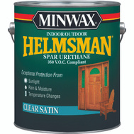 Minwax 3205 Helmsman Satin Spar Urethane Gallon Oil Based