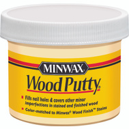 Minwax 13610 Natural Pine Minwax Wood Putty 3-3/4 Ounce