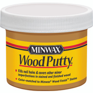 Minwax 13614 Early American Minwax Wood Putty 3-3/4 Ounce