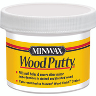 Minwax 13616 White Minwax Wood Putty 3-3/4 Ounce
