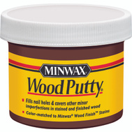 Minwax 13617 Walnut Minwax Wood Putty 3-3/4 Ounce
