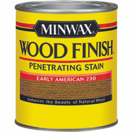 Minwax 22300 Early American Wood Finish Penetrating Stain 1/2 Pint Oil Based