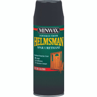 Minwax 33250 Helmsman Clear Gloss Spar Urethane Indoor Outdoor Aerosol