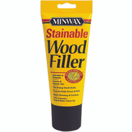 Minwax 42852 Stainable Wood Filler 6 Ounce Tube Latex Based