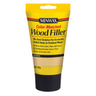 Minwax 448520000 Interior Exterior Wood Filler Natural 6 Ounce