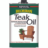 Minwax 47100 Helmsman Teak Oil Pint Oil Based